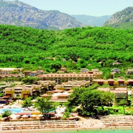 Hotel Crystal Aura Beach Resort & Spa Kemer 5*